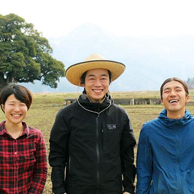 鳥取のおいしい有機野菜 TREE&NORF 私たちのこと